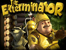 Играть на деньги в игровой аппарат The Exterminator
