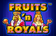 Fruits And Royals лучшие слоты онлайн