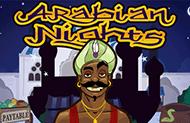 Азартная игра Arabian Nights онлайн