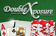 Double Автомат Exposure Blackjack Pro Series онлайн
